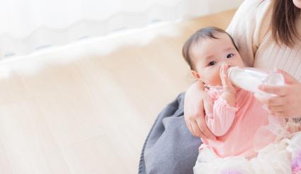 赤ちゃんのミルクの量が少ない