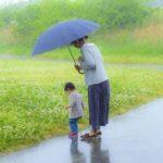 子供の傘は何歳から?危なくない年齢と適正サイズを大特集!