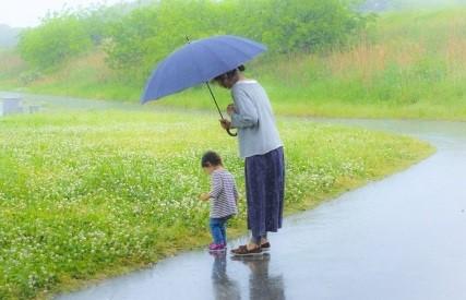 子供 傘 何歳から