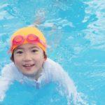 子供の水泳帽は100均で十分?近所のダイソーで水泳帽を買ってみた