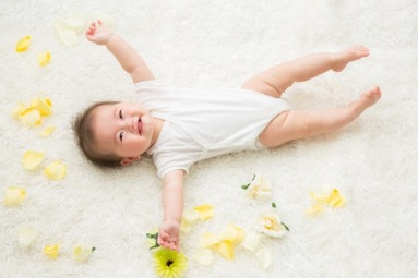 赤ちゃん 布団 湿気