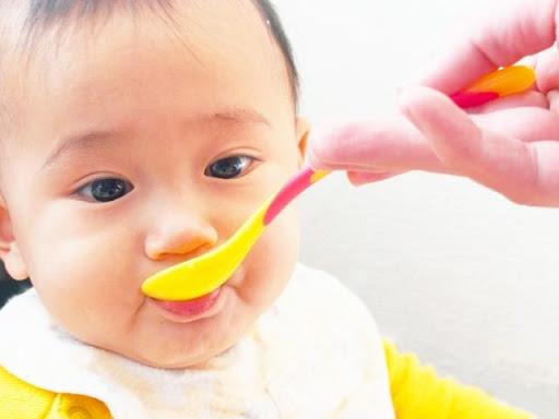 赤ちゃん 焼き芋