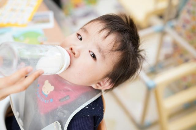 母乳 ミルク 切り替え 離乳食