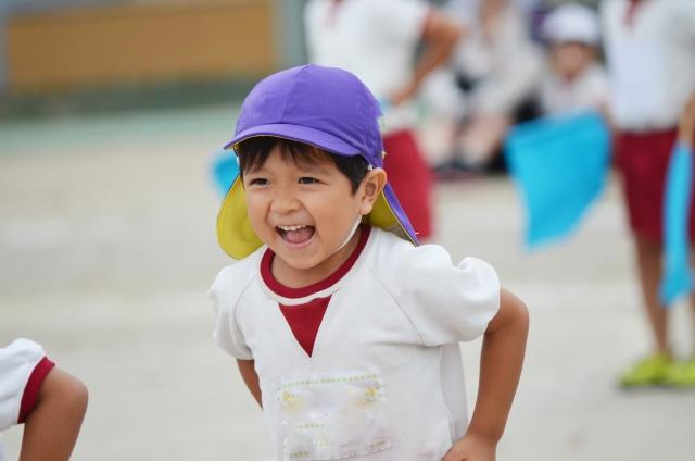 2歳児 運動会 親子競技 保育園