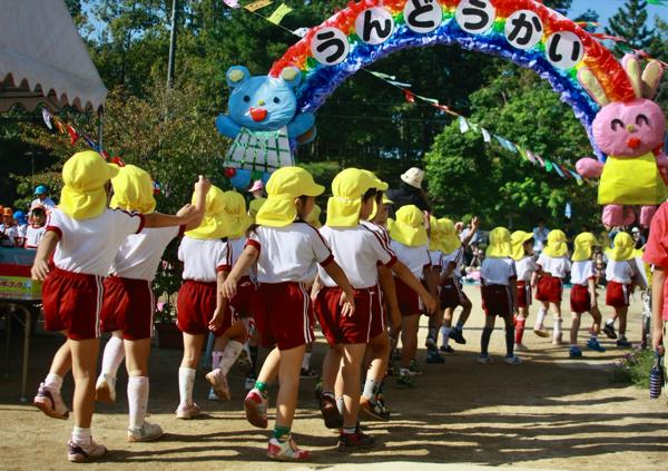 4歳児 運動会 年中 ダンス お遊戯